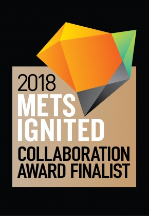 METS Ignited 2018 Collaboration Award